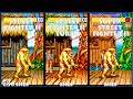 Street Fighter II BLANKA Graphic Evolution 1992-1994 (Super Nintendo) SNES