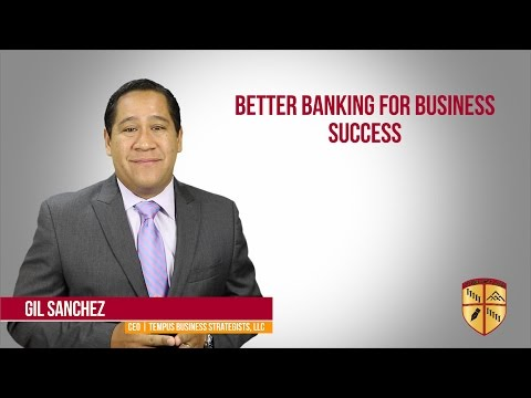 Better Banking for Business Success
