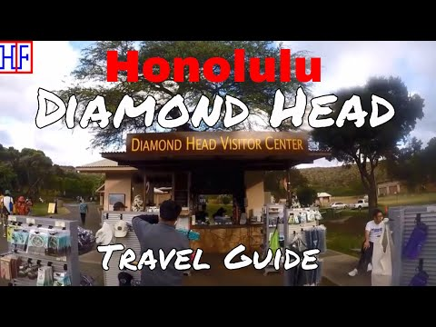 Honolulu | Diamond Head – State Monument | Travel Guide | Episode# 9