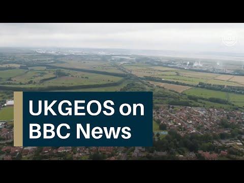 UK Geoenergy Observatories On BBC North West Tonight