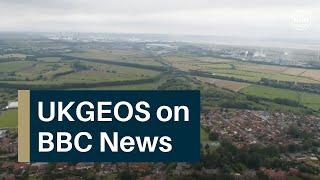 UK GEOENERGY OBSERVATORIES | BBC North West Tonight