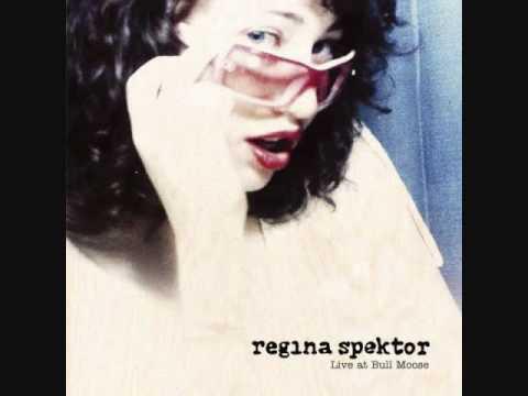 Клип Regina Spektor - Ain't No Cover
