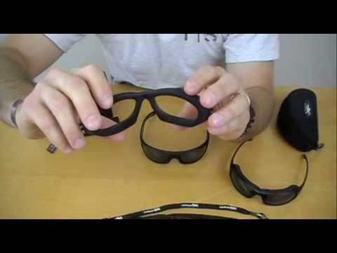 d5de80cdb6ac Wiley X Black Ops Eyewear - YouTube