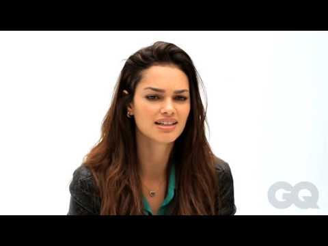 Model Behavior Lisalla Montenegro   Women   Celebrities   Behind the Scenes   The Women of GQ