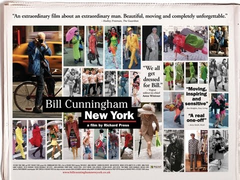 Bill Cunningham New York is listed (or ranked) 25 on the list The Best Fashion Movies