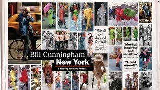 Bill Cunningham New York Trailer
