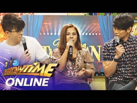 It's Showtime Online: TNT Metro Manila contender April Magistrado is a call center agent