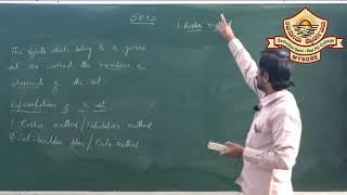 1- SETS - (I PUC) (Mathematics)