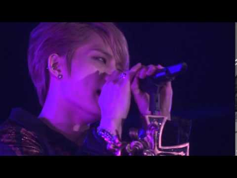 "[DVD cut] Kim jaejoong - 20.MINE ""2013 1st Album Asia Tour Concert in Japan"""