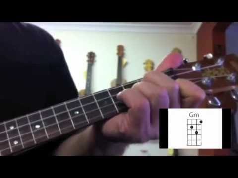 Better Together Uke With Chords Youtube