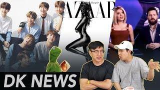 Baixar BTS mocked by Australian TV / Is this Blackface?  [DK-News]