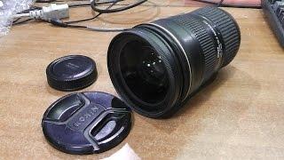 Shuning uchun zoom ring. Nikon 24-70mm f/2.8 G Ed Af-s Nikkor. TA'MIRLASH