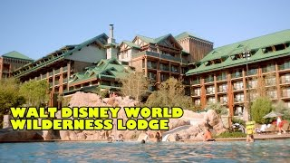 Walt Disney World New Wilderness Lodge Copper Creek Preview