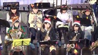 【吹奏楽】世界の終わり 炎と森のカーニバル《南浦和中学校吹奏楽部》~Japan wind music