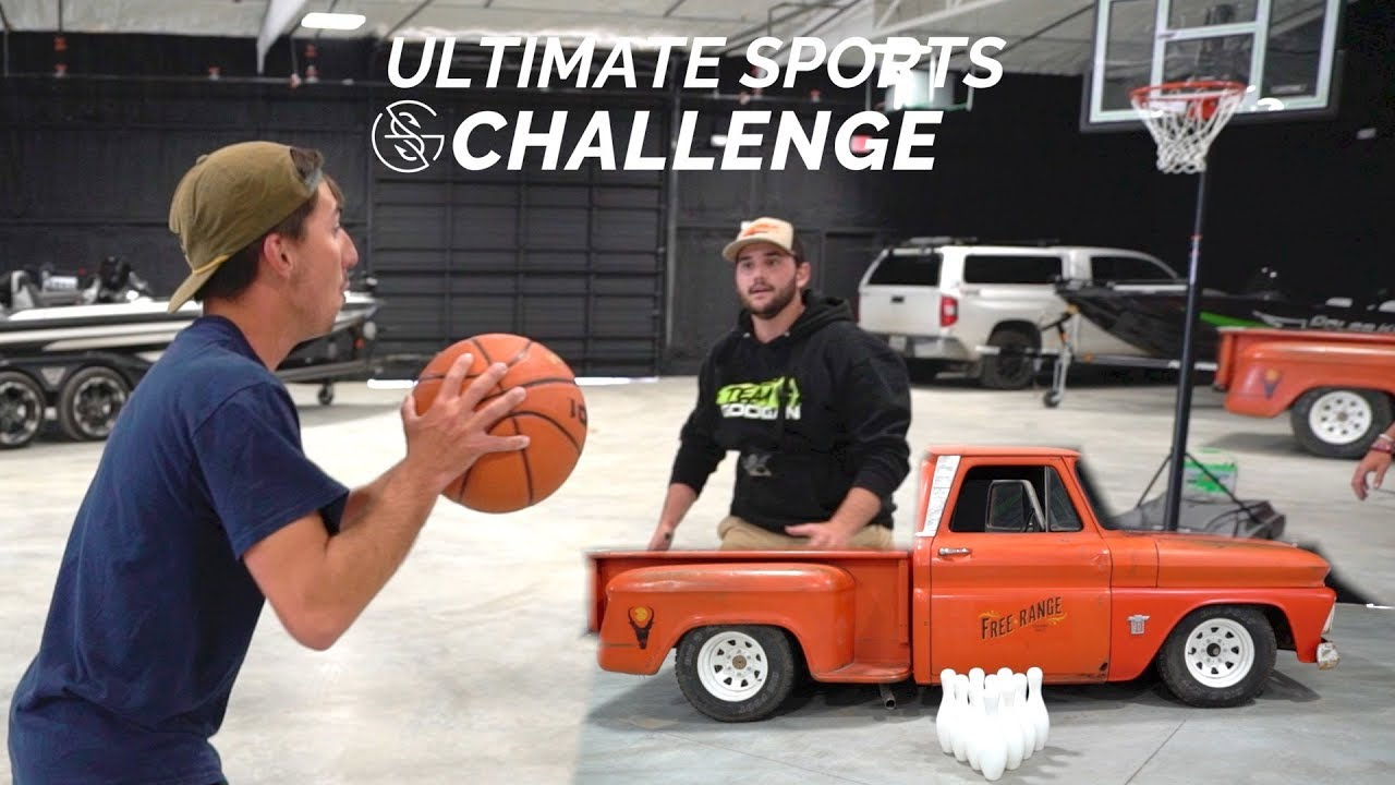 GOOGAN ULTIMATE Sports CHALLENGE