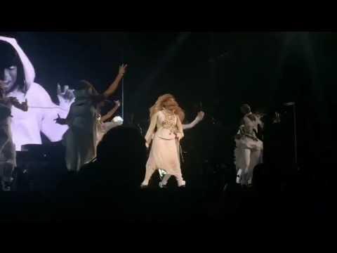 Janet Jackson -  BURNITUP! (Break, Unbreakable Tour)