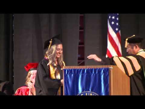 Heritage University 2016 Commencement Baccalaureate Degree Speaker   Ms  Amber Ortiz Diaz
