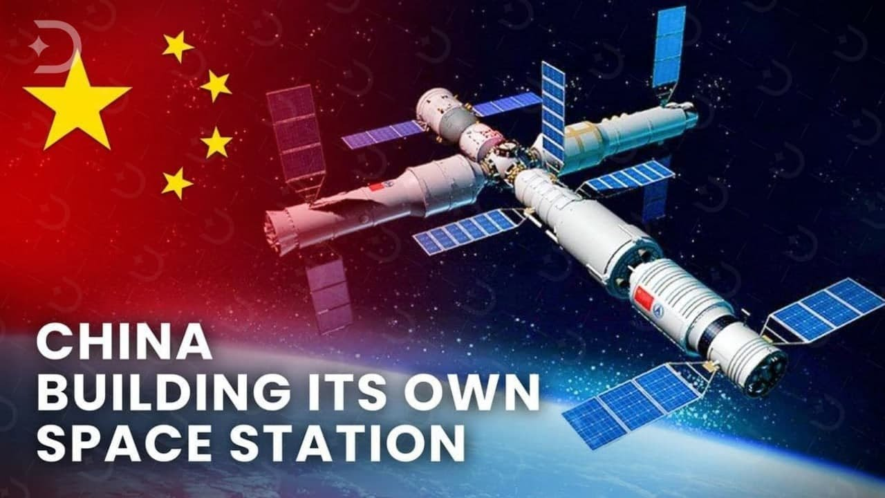 China's Plans To Conquer Space