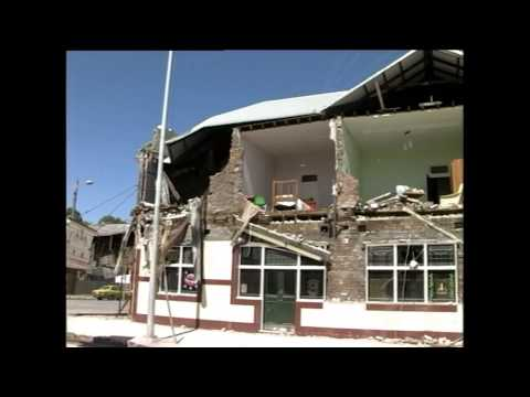 1989 Newcastle Earthquake - Hamilton