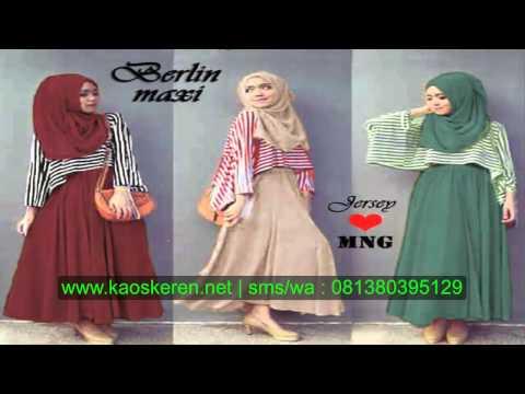 Full Download Desain Busana Muslim Modern Untuk Remaja