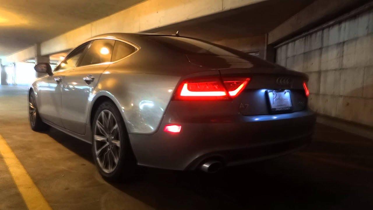 Kekurangan Audi A7 2013 Review