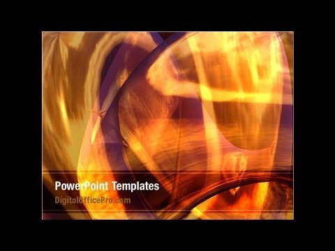 fire flame powerpoint template backgrounds digitalofficepro 03234 youtube. Black Bedroom Furniture Sets. Home Design Ideas