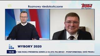 Rozmowy niedokończone: Wybory 2020 cz.I