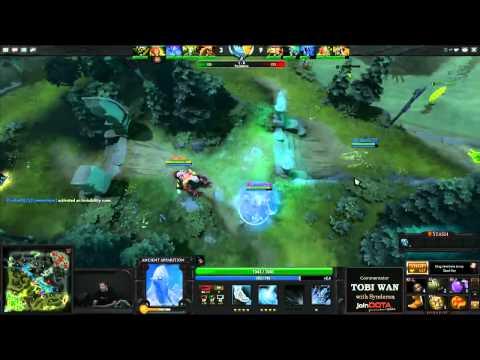 EG vs Quantic TD 11 WB Game 2