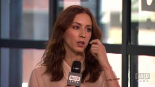 """Troian Bellisario On Writing """"Feed"""" And Her Inspiration For the Story"""