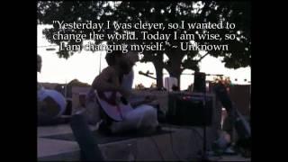 (Live meditation) A Loving Revolution -- Siri Gaitri Mantra at Occupy Austin