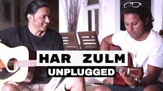 Download Hindi Video Songs - Sajjad Ali Sings Har Zulm LIVE   With Sean Arnaz