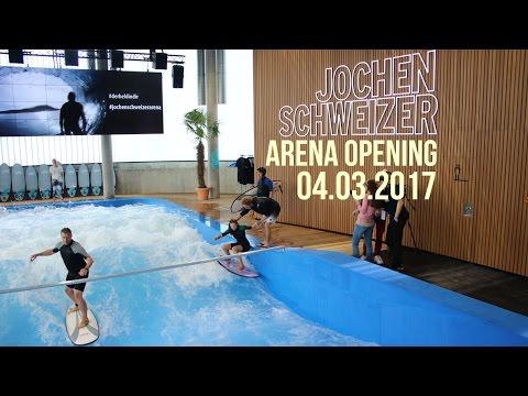 Exklusiv: Opening Jochen Schweizer Arena am 04.03.2017