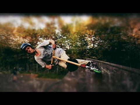 Fabian Hanl | Welcome to Stuntscooters.de