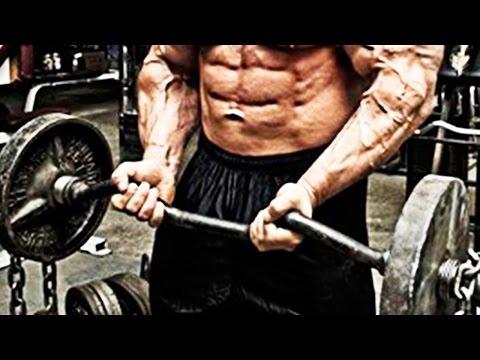 CURL DE BICEPS EN BARRA Z ¿Ideal para trabajar los biceps?