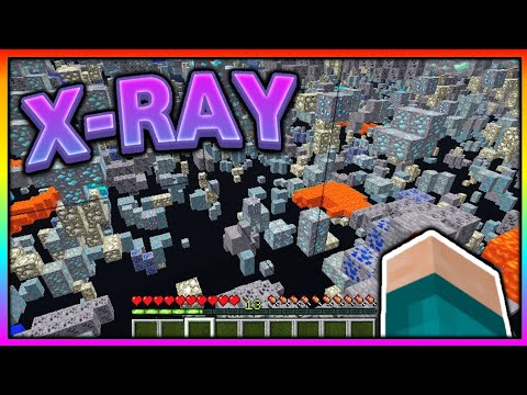 How To X RAY In Minecraft Bedrock Edition 2020 (1 14 ) X Ray