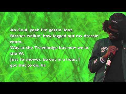 Ab-Soul - Tree Of Life - Lyrics
