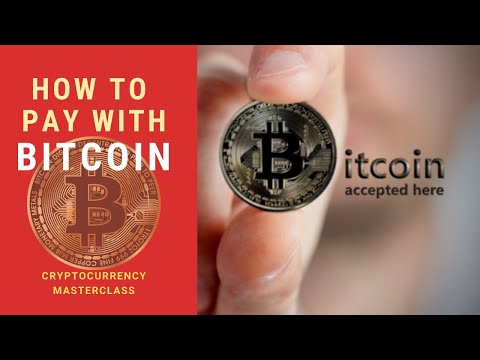 How To Make A Purchase With Bitcoin | Cryptocurrency Payments