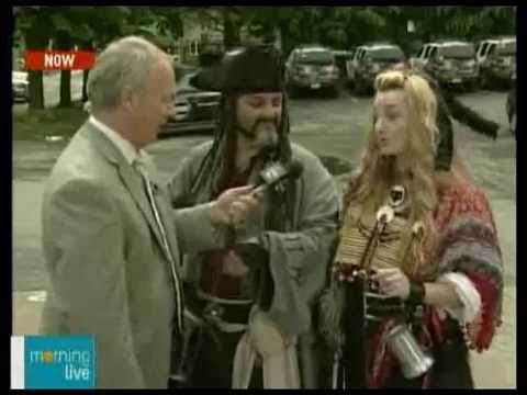 Treasureventure promo with CHCH TV