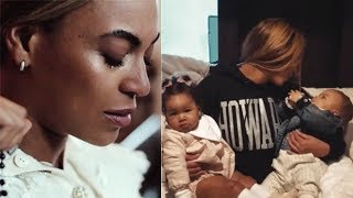 Sad News, Beyoncé Opens Up About How One of Her Twins Almost Died During This Incident ...