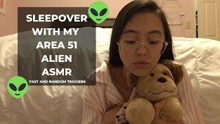 Dangerous Asmr Alien
