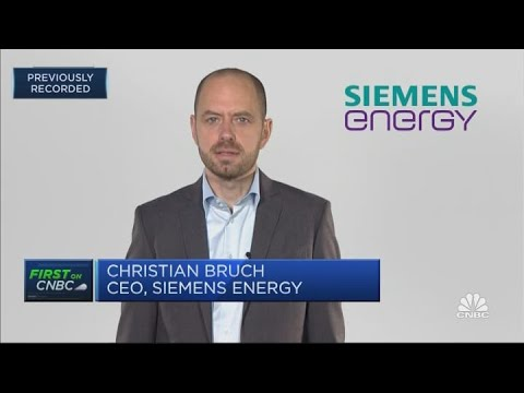 We are a mirror of the energy world, says Siemens Energy CEO