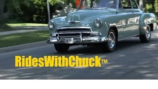 Download 1951 Chevrolet DeLuxe Coupe The most handsome Chevy ever built? We go for a ride! Mp3 and Videos