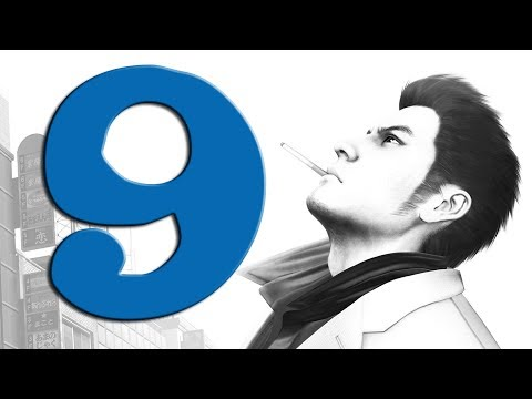Two Best Friends Play Yakuza 4 (Part 9)