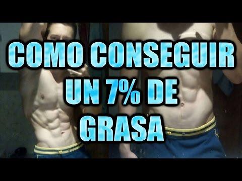 COMO MEDIR TU GRASA CORPORAL! | Naty Arcila |из YouTube · Длительность: 7 мин50 с