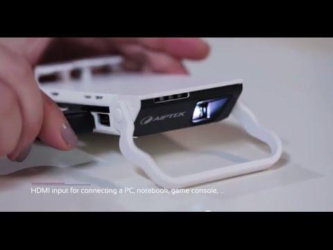 e9ced18a0f8 Aiptek MobileCinema i60 - HD (de) - YouTube