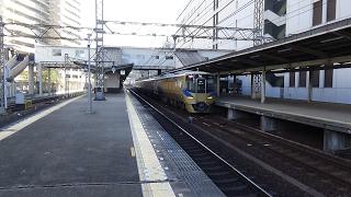 あっちこっち・プチスケッチ~南海高野線・堺東駅