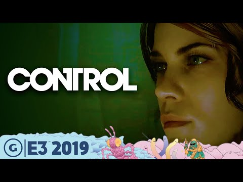 Control Has A Deeper Story Than You Might Expect | E3 2019