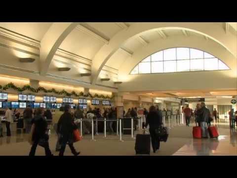 One Of The Best Metropolitan Airports - John Wayne Airport SNA Modern Design Convenient Tech #flyJWA