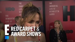 Rose Byrne Gushes Over Partner Bobby & Their Young Son | E! Red Carpet & Live Events