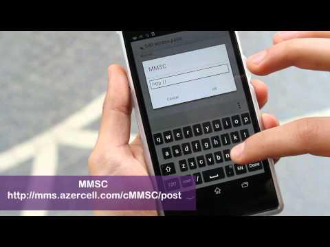 Интернет и ММС настройки для телефонов Android